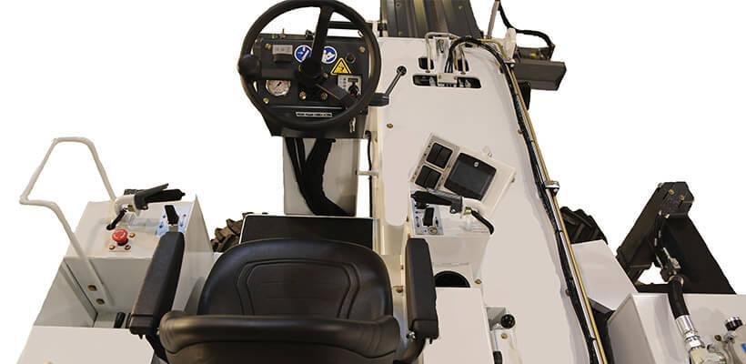 S-15R Driver Area