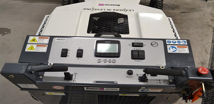 S-940 Controls