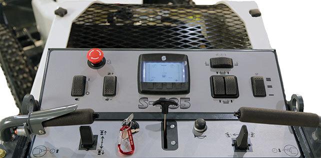 S-485 Steering