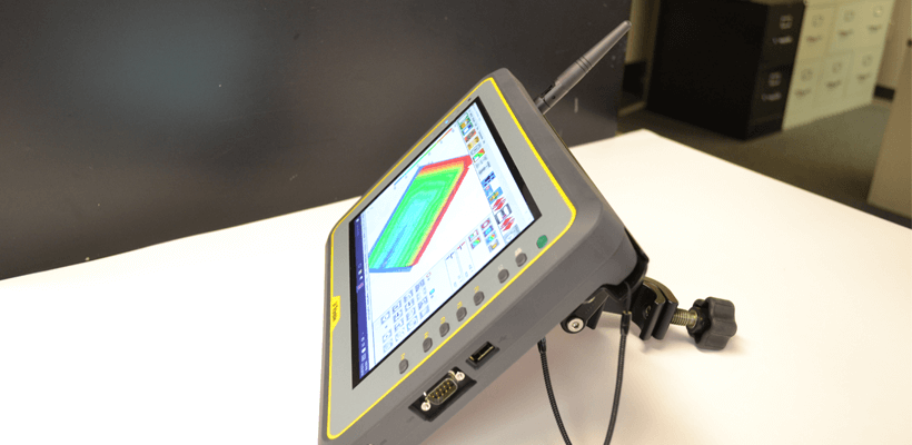 3-D Profiler Sideview