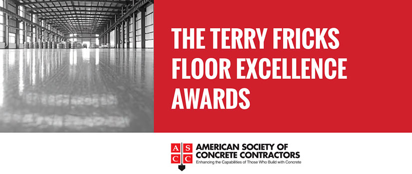 2021 The Terry Fricks Floor Excellence Awards